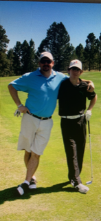 Jeff Borders assistant golf pro timberstone course